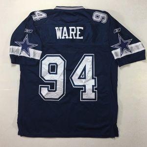 Reebok NFL Dallas Cowboy Demarcus Ware #94 Jersey